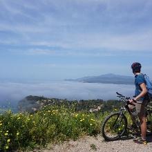 Rundweg Richtung Monte Calamita