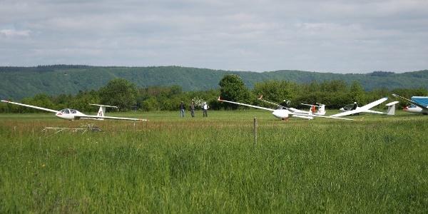 Segelflugplatz Neumagen-Dhron