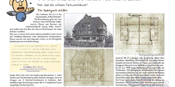 Beispiel Schautafel Walthersdorfer Sparrguschenwaag