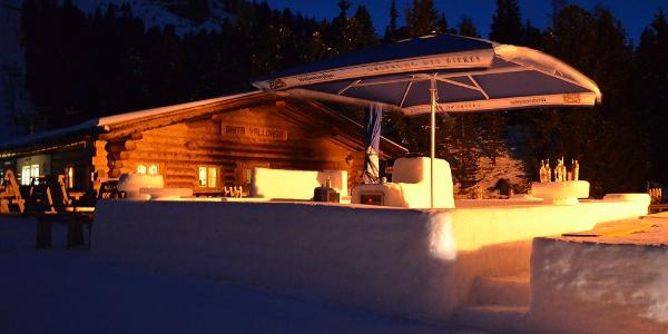 Vallongia-Hütte