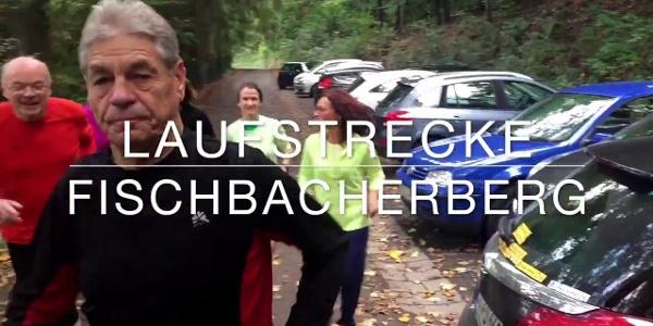 Laufstrecke am Fischbacherberg