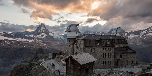 Un panorama impressionnant autour du Gornergrat
