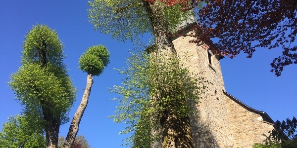 Kirche in Kirchhundem-Rahrbach