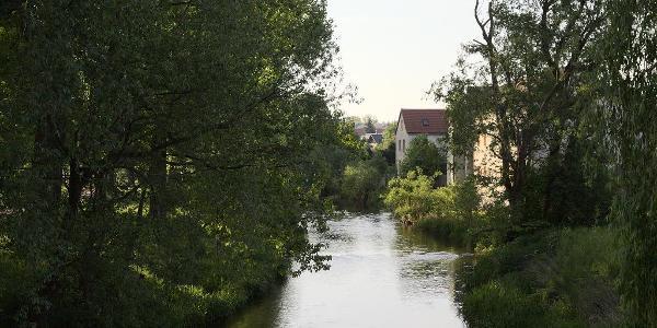 Die Röder in Radeburg