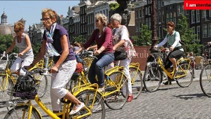 I like Amsterdam