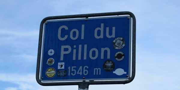 Col du Pillon.