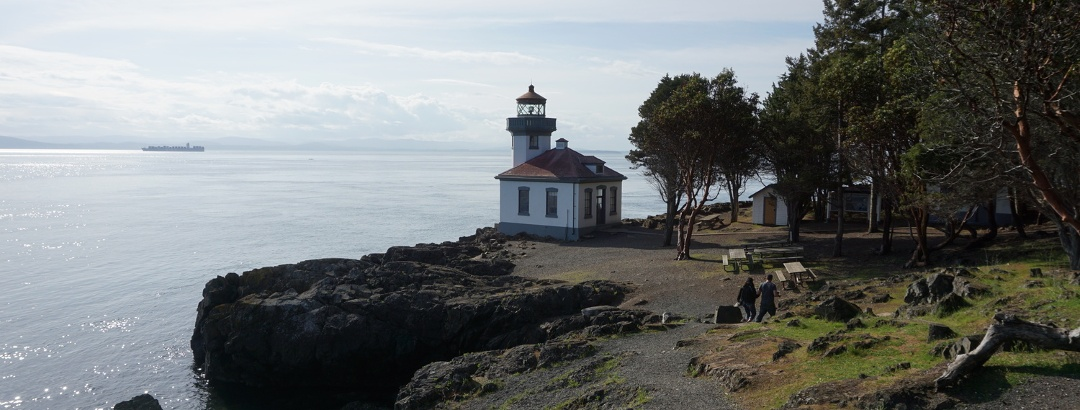 Lime Kiln Point State Park, San Juan Island