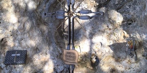 Bergsteigerkreuz