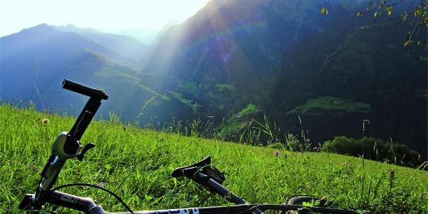 Bike tour to Stulles/Stuls