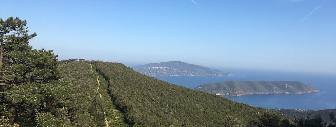 Ausblick vom Monte San Martino!
