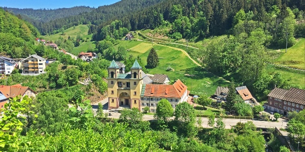 Klösterle Bad Rippoldsau