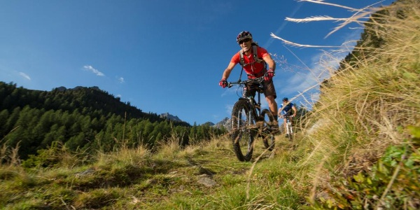Mountainbike/E-Bike Stabele Alm