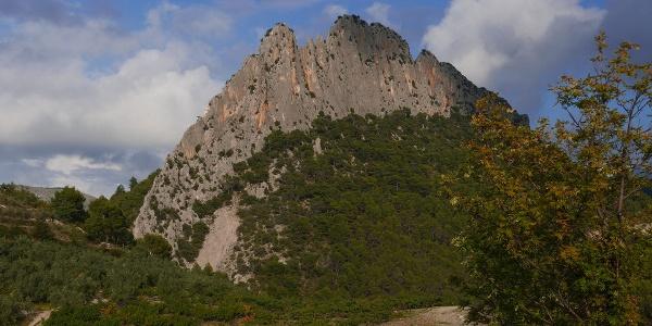 Südseites des Rocher St. Julien