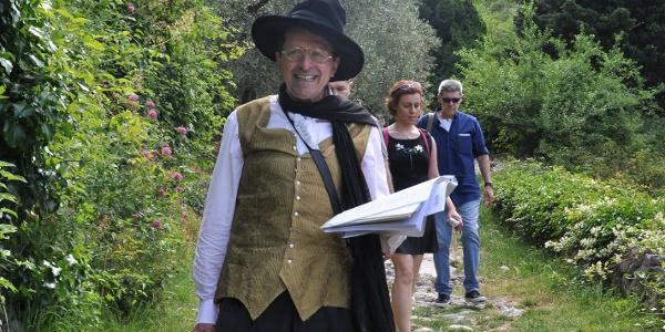 Auf den Spuren Goethes mit Prof. Farina