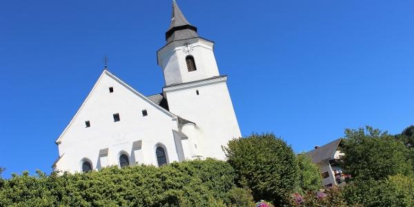 Kirche von St. Kathrein am Offenegg