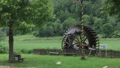 Talsteußlingen ⚡️ Wasserrad