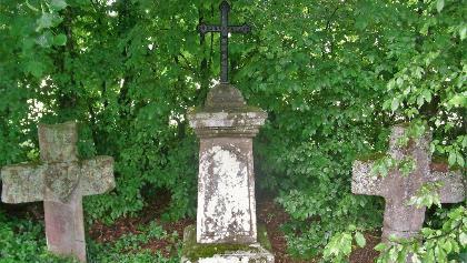 Grenz- und Geleitkreuze auf Johanniskreuz