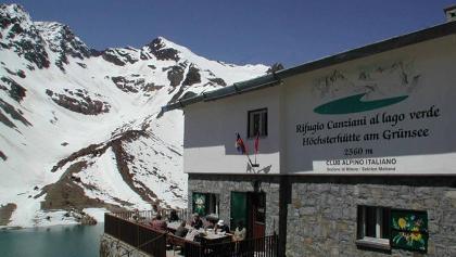 Rifugio Canziani/Höchsterhütte
