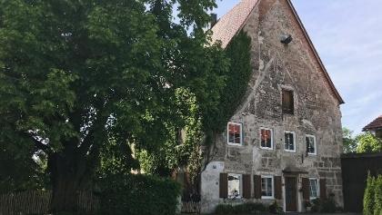 Ehemalige St. Lorenzkirche in Altenstadt