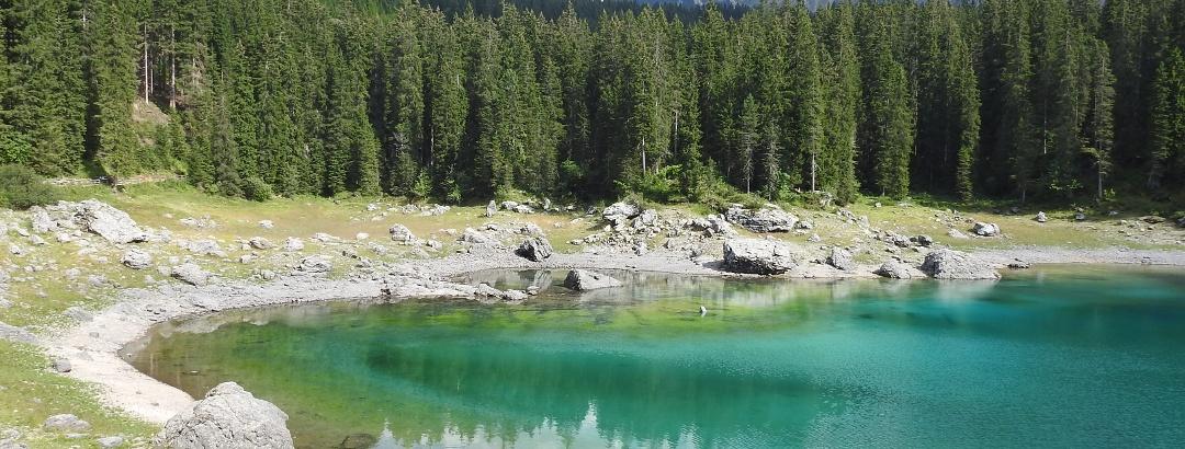 Karer See - Lago di Carezza