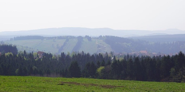 Blick auf den Matthias-Schmidt-Berg  | Foto: S. Grüning
