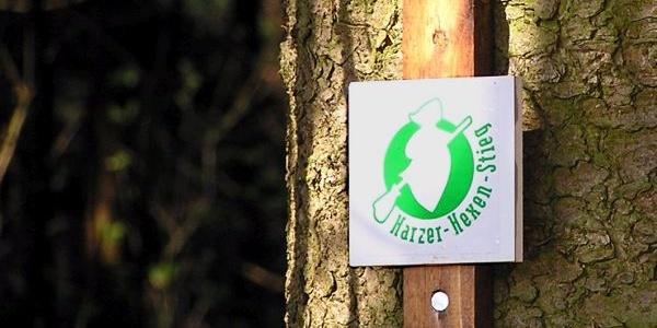 Wegemarke Harzer-Hexen-Stieg