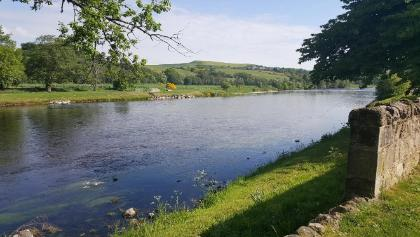 View of Spey from Aberlour