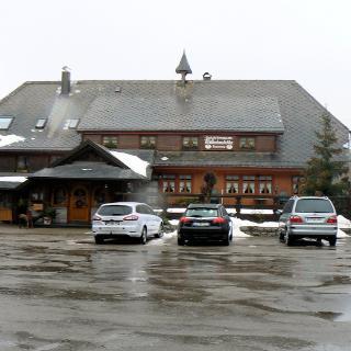 Parkplatz Gasthaus Wilhelmshöhe