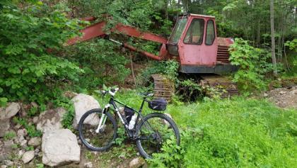 Foto von Mountainbike: Rund um Kollnburg • Bayerischer Wald (02.06.2018 15:13:48 #1)