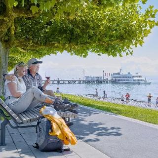 Wandern in Hagnau (c) Tourist-Information Hagnau