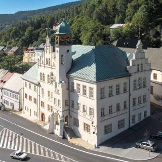 Horní město Jáchymov - Radnice