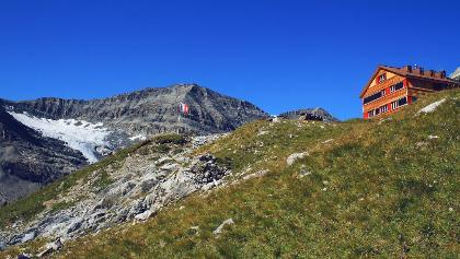 Lämmerenhütte SAC mountain hut