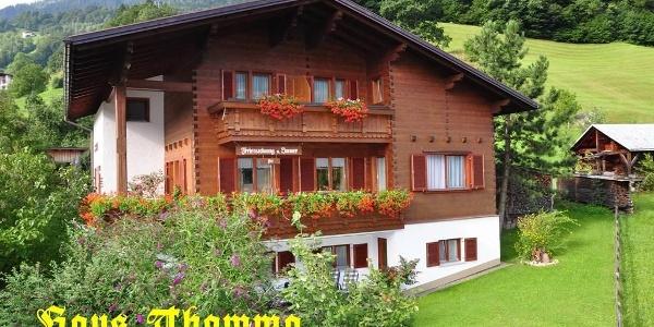 Große Spielwiese für die Wohnungen  im Hause Thomm