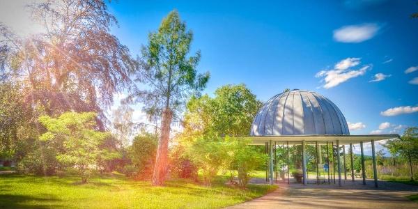 Kurpark in Friedrichroda