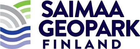 Logo Saimaa Geopark Finland