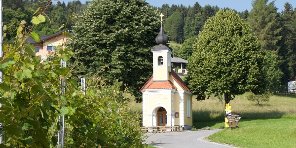 Huberkapelle bei Ligist