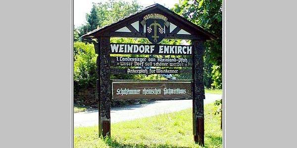 Enkirch an der Mosel