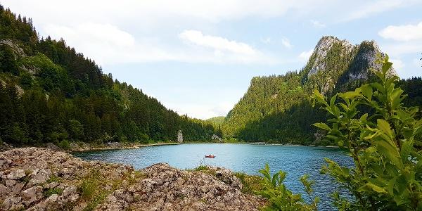 Lac de Taney, Vouvry