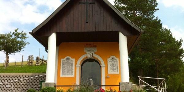 Kapelle Arnstein