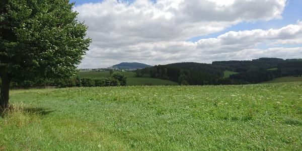 Richtung Annaberg