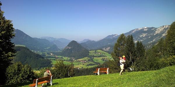 Ausblick vom Wurbauerkogel © Theny