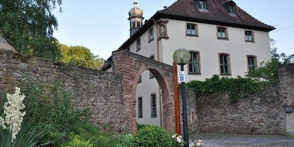 Kloster Himmelthal bei Elsenfeld