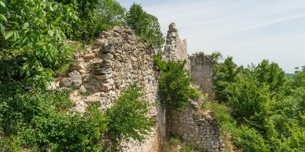 Weiße Mauer von Szádvár
