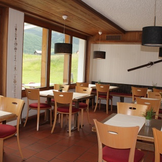 Gaststube Catrina Lodge