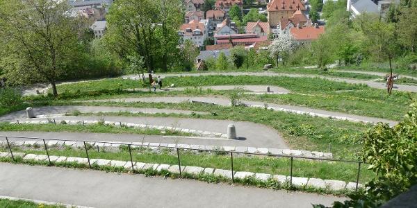 Serpentinenweg