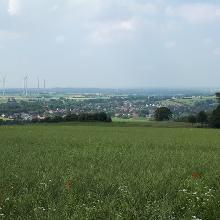 Aussichtspunkt Papenberg