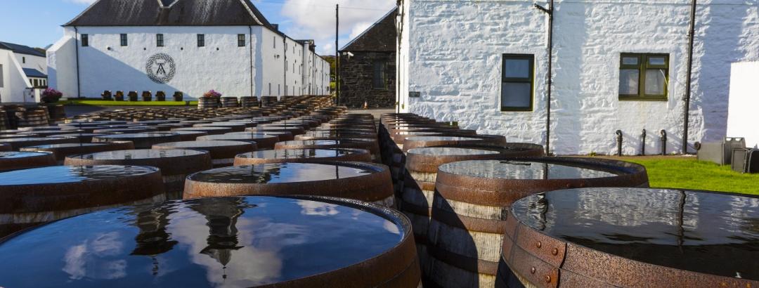 Islay Whisky Trails Short Break