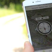 Navigation übers Handy
