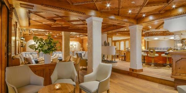 Lobby Romantik Landhotel Doerr