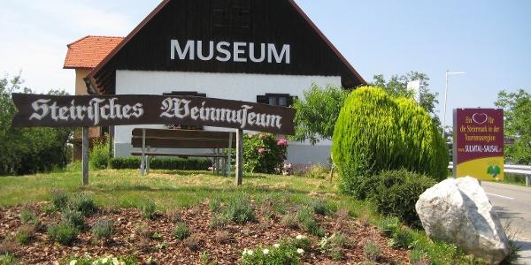 1. Steirisches Weinmuseum in Kitzeck
